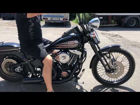 1997 Harley-Davidson Softail FXSTSB Bad Boy Springer — Quick Run —