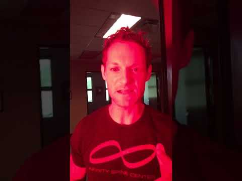 Red and Near Infrared Therapy--game changer for your health