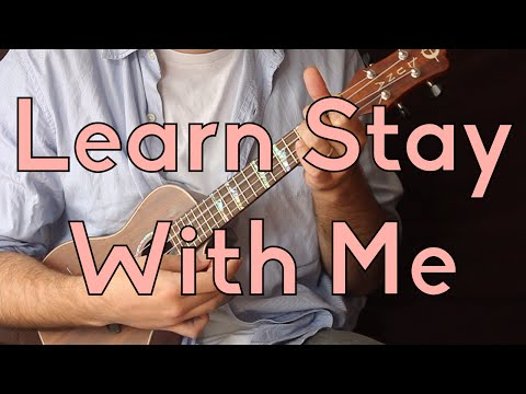 Stay With Me - Sam Smith - Beginner Song Ukulele Lesson