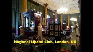 National Liberal Club at Open House London 2018