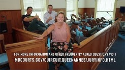 You got a juror summons in the mail - now what?