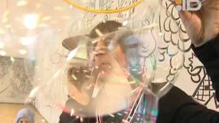 Шоу мыльных пузырей - секреты от Майка Смайла