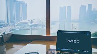 The Ritz Carlton Millenia Singapore – Deluxe King Room