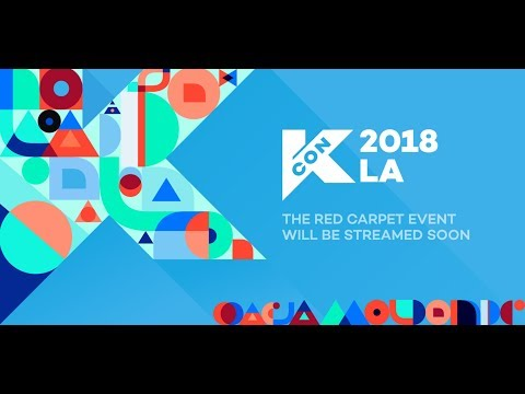 [KCON 2018 LA] RED CARPET LIVE_DAY1