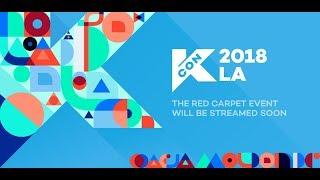 [KCON 2018 LA] RED CARPET LIVE_DAY1