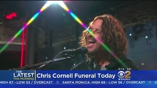 Chris Cornell To Be Buried In Private Funeral