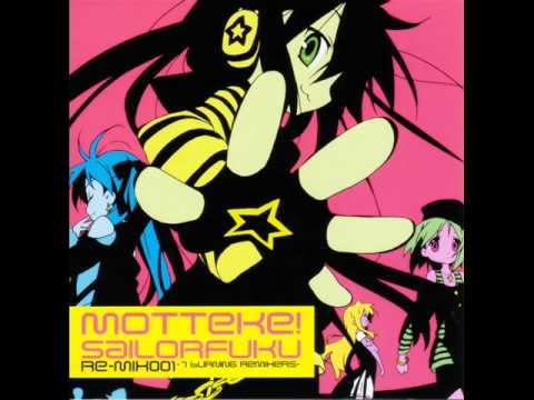 motteke sailor fuku redalice remix mp3