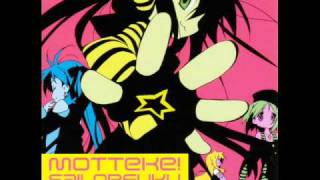 Lucky Star Opening Theme - Motteke! Sailor Fuku (Metabo Taisaku Remix)