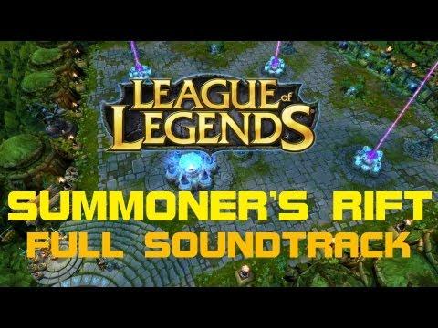 Old Summoner's Rift (Default) - Complete Soundtrack