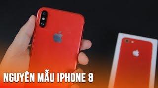Trên tay iPhone 8 tại VN, cảm biến vân tay trong màn hình, chạy iOS 11