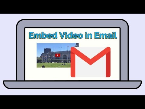 How To Embed A YouTube Video In Email