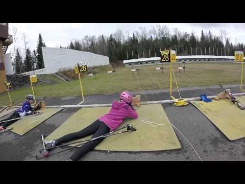 Maine Winter Sports Center Fall Devo Biathlon Camp 2014