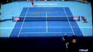 Topspin 3 Roddick vs Federer - wii
