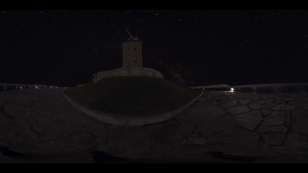 TEASER 360º - Cegados por la luz