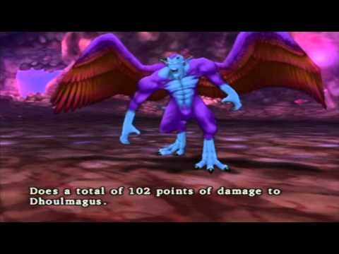 Dragon Quest VIII Walkthrough Part 26: Boss: Dhoulmagus