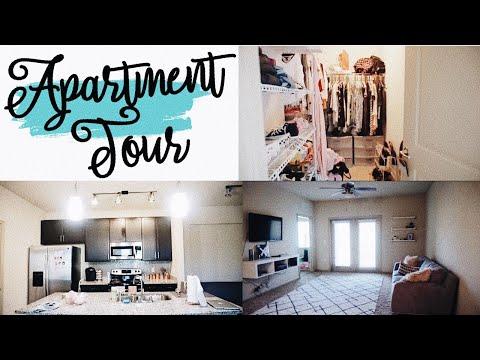 NEW APARTMENT TOUR!!!