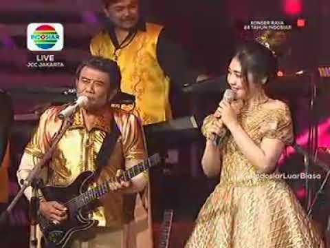 Free Download Pertemuan - Rhoma Irama & Soneta Feat Via Vallen (konser Raya 24 Tahun Indosiar) Mp3 dan Mp4