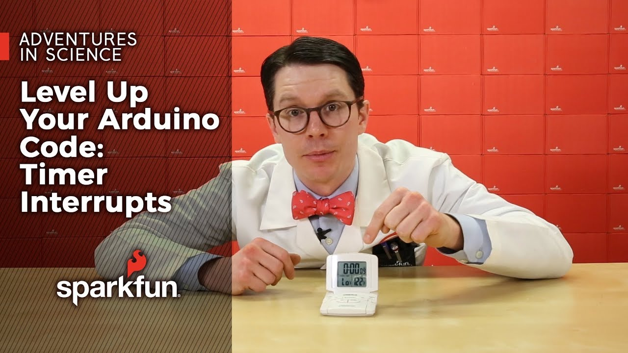 Adventures in Science: Level Up Your Arduino Code With Timer