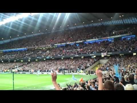 Carlos Teves goal from free kick against stoke
