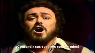 Elixir de Amor - Una furtiva lagrima - Pavarotti
