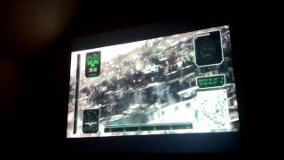Bedroom Xbox 360 Projector Gaming Setup -Update- 9/22/12