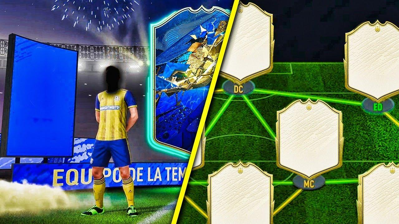 SOBRES DE TOTS || RECORD DE FUTDRAFT ? || FIFA 20