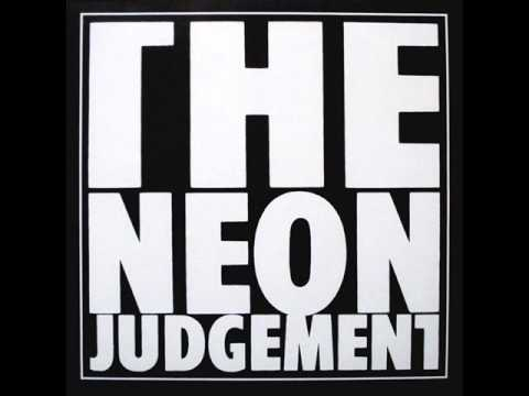 THE NEON JUDGEMENT   THE FASHION PARTY