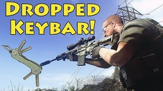 He dropped a Keybar - Escape From Tarkov