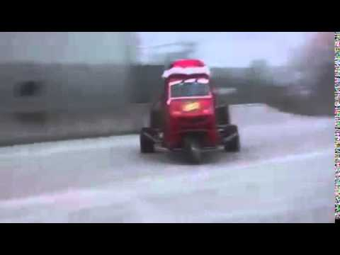 Piaggio ape with 1000cc engine