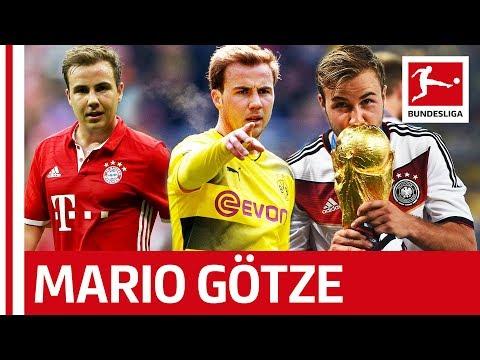 Mario Götze - Bundesliga's Best