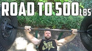 BEST Outdoor Gym EVER! | Workout in Bangkok, Thailand | Road to 500 Ep. 3