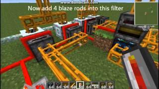 Tekkit classic tutorials, EMC generators, blaze rod macerator