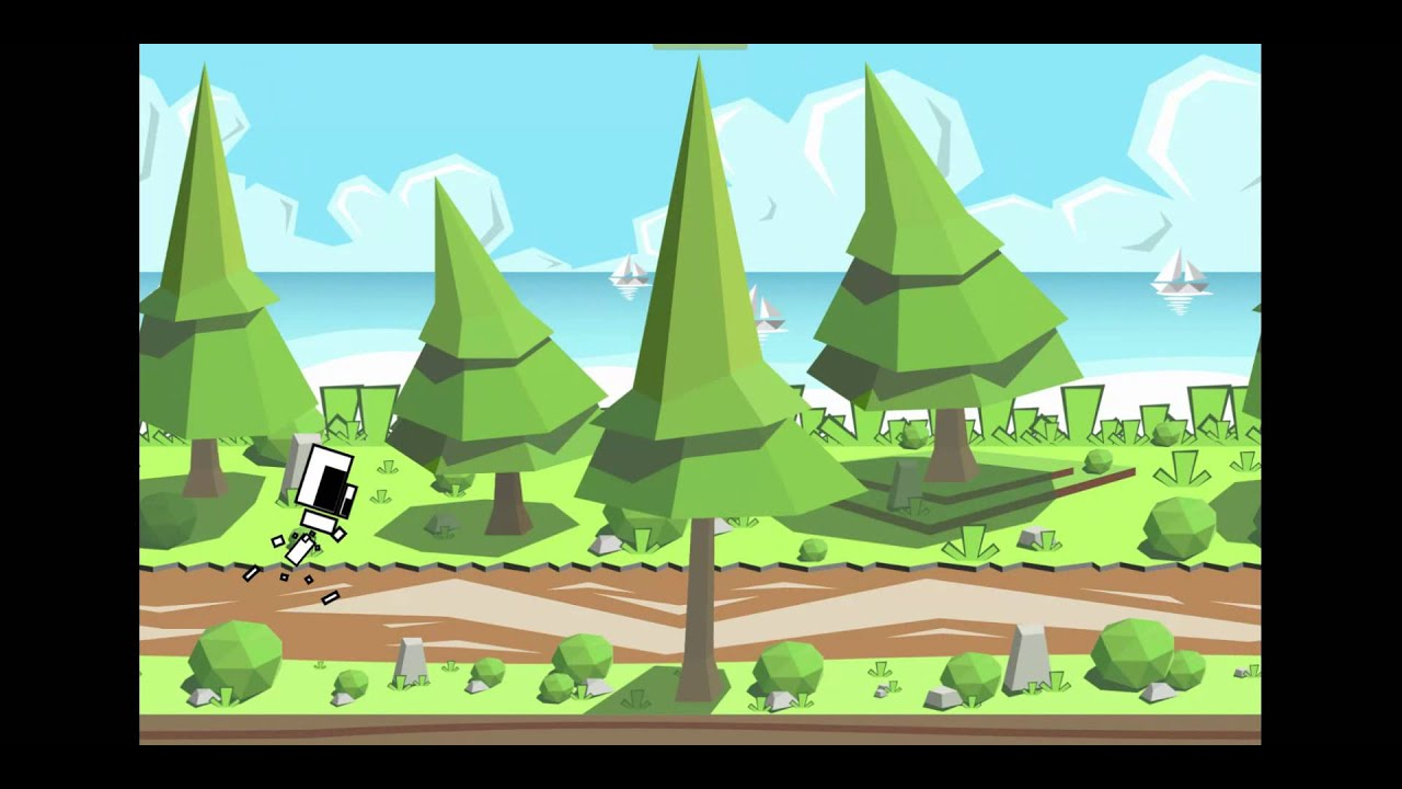 3d Parallax Wallpaper Pro Low Poly 2d Game Background Youtube