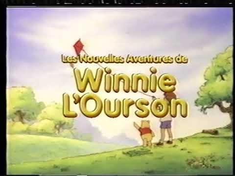 Début + générique + cartes + fin de Les Nouvelles Aventures de Winnie L'Ourson V7: Le roi Tigrou
