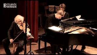 Ivry Gitlis & Anton Martynov: Improvisation No.2