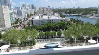 Tresor Junior Balcony Suite Fontainebleau Miami Beach