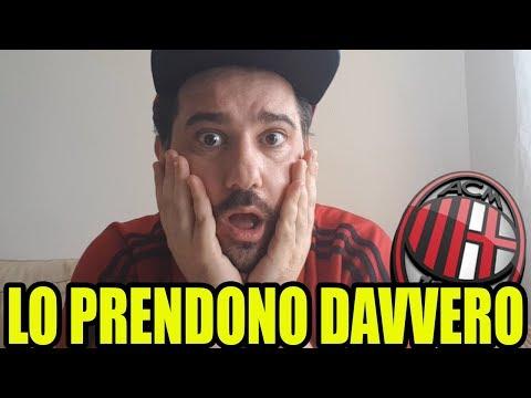 [BLITZ A SORPRESA] LO PRENDONO DAVVERO || Calciomercato Milan