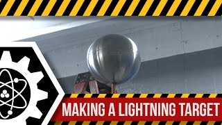 Upgrading a Target Pole: High Voltage Lab