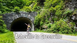 Asheville to Greenville Bike Adventure