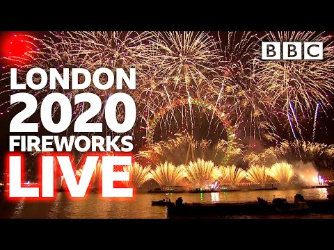 London New Year's Eve Fireworks - The Playlist