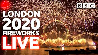 London 2020 fireworks streaming live ???? - BBC