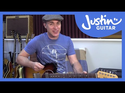 Ear Training Course 1.2: The Perfect 4th Interval Hear Recognize Sing Play Guitar Lesson Tutorial