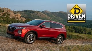 Driven- 2019 Hyundai Santa Fe Ultimate 2.0T AWD Car Review