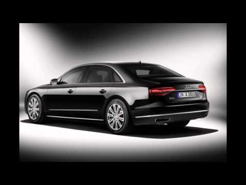 Audi drives out its most secure armored car ever