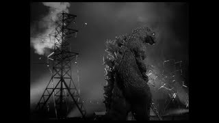 Godzilla (1954) - Japanese vs. Foreign Effects Track Differences