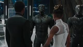 Pantera Negra - Trailer #2 Legendado