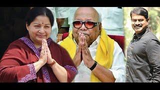 ஜெயலலிதாவை முதல்வராக்கியதே கருணாநிதி தான்?  | Karunanidhi gave chance to Jeya become a CM? -Seeman