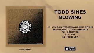 Todd Sines - Charles Webster & Robert Owens - Blown Away (Todd Sines Mix)