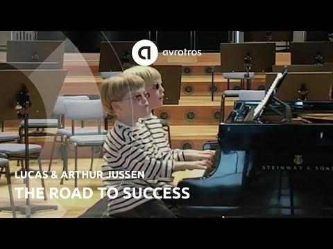 Lucas & Arthur Jussen: Van pianogepingel tot het Prinsengrachtconcert | The Road to Success