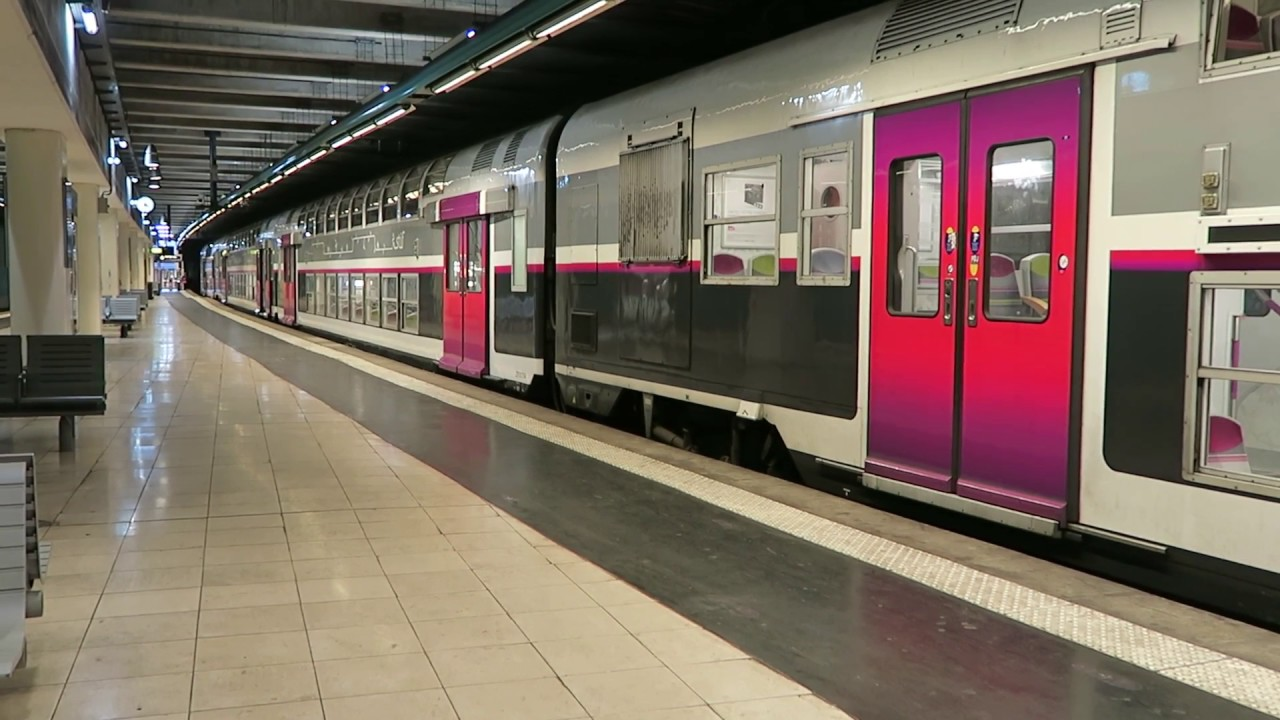 RER C Trains At Avenue Foch 8 Aug 2017 - YouTube